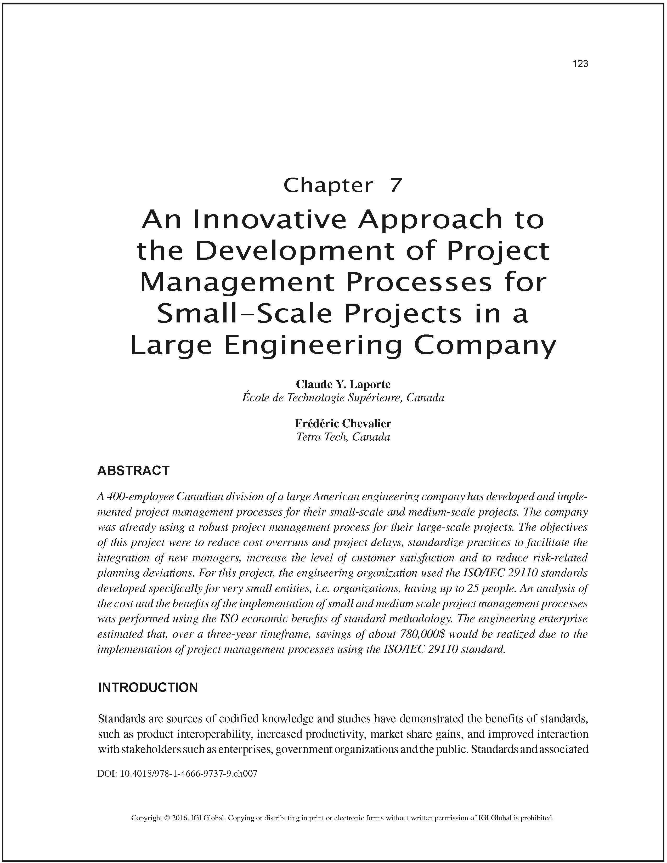 co evolution of st andards in innovation systems grsser stefan n